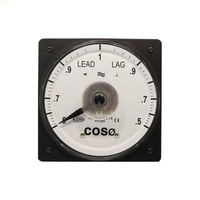 LS-110 power factor meter 120V lead0.5-1-0.5lag COS meter