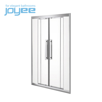 JOYEE bathroom shower sliding glass doors stand alone shower enclosures shower doors price sale