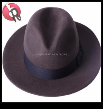 Indiana Jones Men S 100% straw Felt Gangster Brim Fedora Safari Dress Derby  Hat 3ac48e21f83