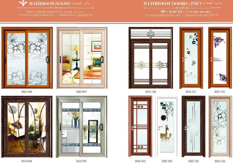 Country Style Interior Door Bathroom Door Indicator Lock