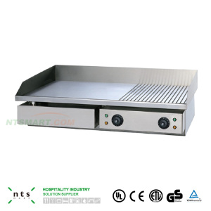 commercial food grade electric dosa griddle , propane griddle