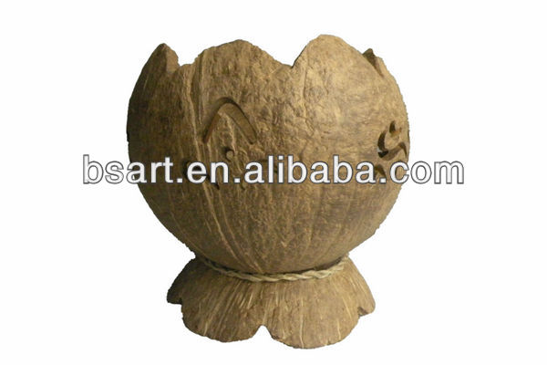 Hot Sale Coconut Shell Craft