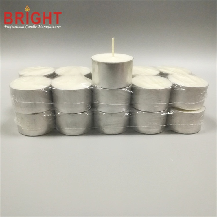 Hand Held Holder Decorative Soy Tealight 8 Hour candles