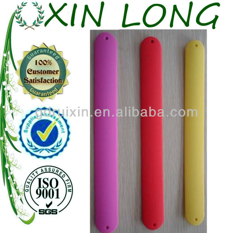 top quality usa silicone slap bracelets for event