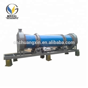 4T dregs Rotary Dryer Oven