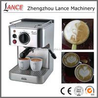 Italian stainless steel semi-automatic espresso machine italy cappuccino coffee machine