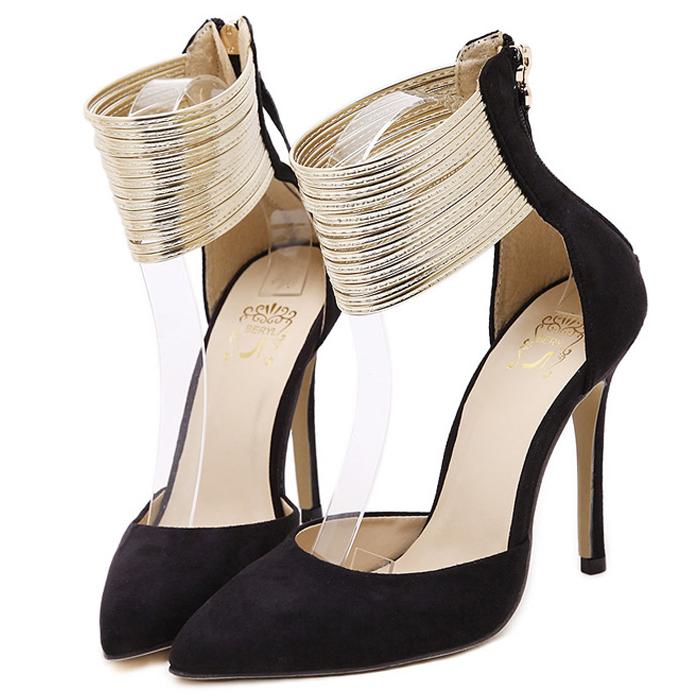 6273553bd162 Buy Ladies Girls Party High Heels Platforms Stilettos Pumps Court Shoes  Women Sapatos Femininos Big Size UK2-9 in Cheap Price on Alibaba.com