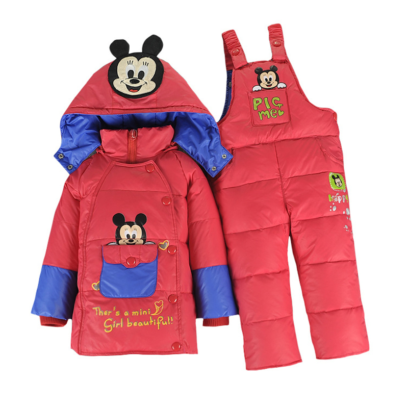 6e0f91d3a Buy Baby Suit 2 Pieces White Duck Down Toddler Girls Boys Clothing sets  Thicken Warm Winter 2015 Free Shippping AP0377 in Cheap Price on Alibaba.com