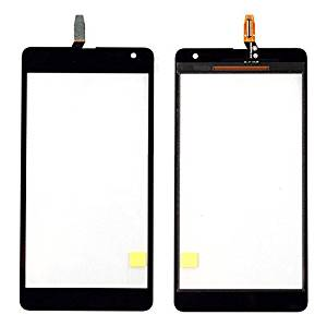 PhonePlus® Touch Screen Digitizer Outer Glass Panel Replacement for Nokia Microsoft Lumia 535