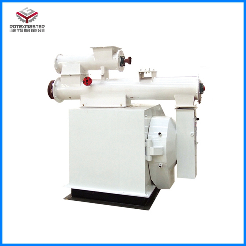Easy Installation Wood Chipper Machine With Rotex Logo