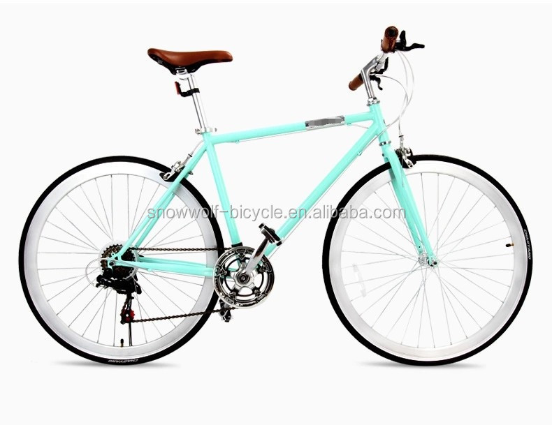 Cheap racing bicycle online/steel frame 700c road racing bicycle for adults