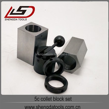 5C block to clamping 5c collet