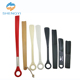 Expandable extendable glossy extra long shoe horn/helper
