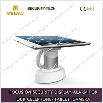 Yes Charger Anti-theft Acrylic Tablet Security Alarm Stand