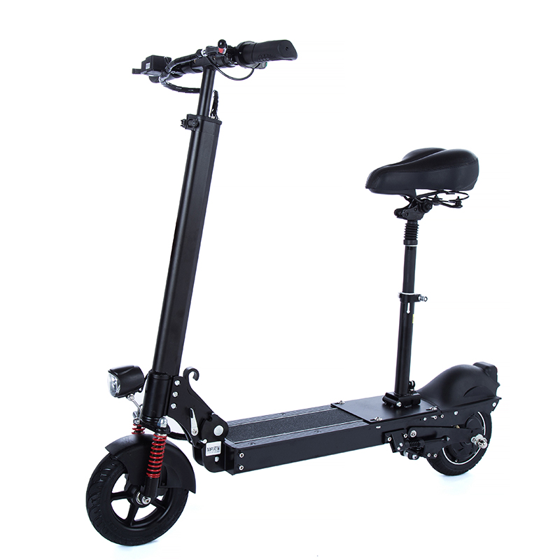 China Wholesale Electric Scooter With Seat For Adults 350w Electric