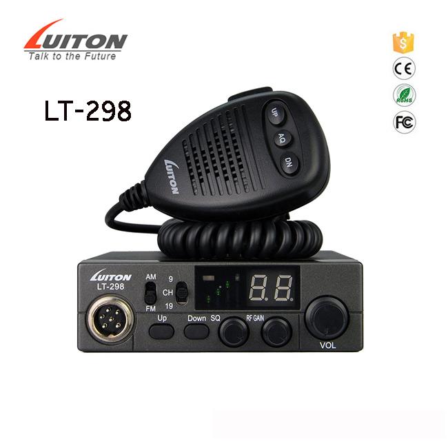 LT-298 High Quality Best Seller 40 Channel CB Radio фото
