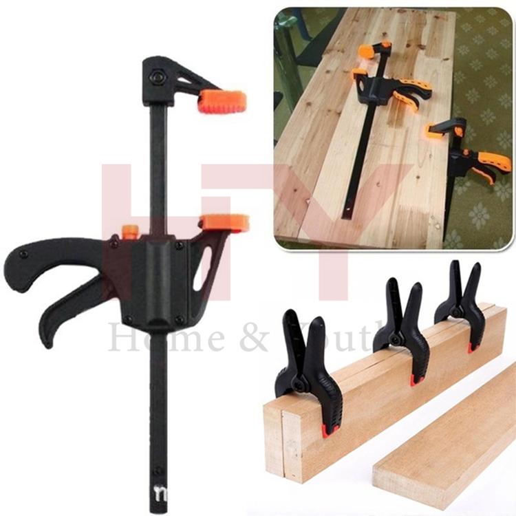 Fixation F pour le travail du bois de 4 pouces