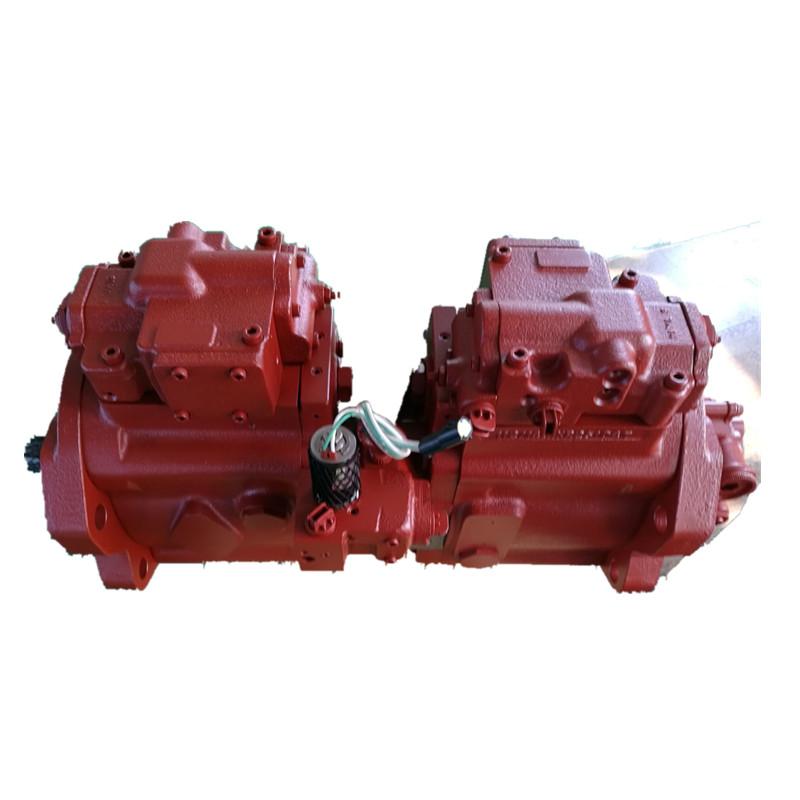 Экскаватор R210-7 гидравлический насос 31N6-10051, R210LC-7A, R2200-7 для главного насоса экскаватора, kawasaki K3V112DT гидравлический насос