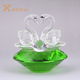 New Products Polished Swan Statue Crystal Ornaments