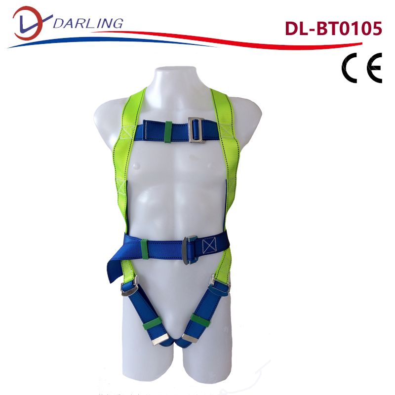 safety belt full body harness Hot Selling New safety climbing harness mining safety belt darling products