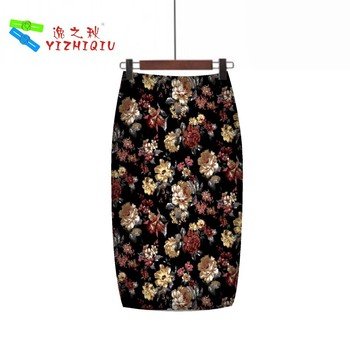 YIZHIQIU Wholesales Formal Business One Step Skirt