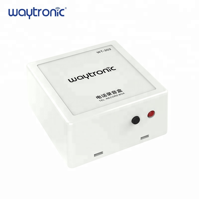 Waytronic Wireless Connection Mobile Phone Call Recorder for Business