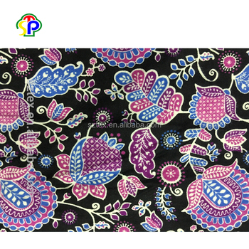 POLYESTER RAYON / COTTON FLANNEL BLEND FABRIC