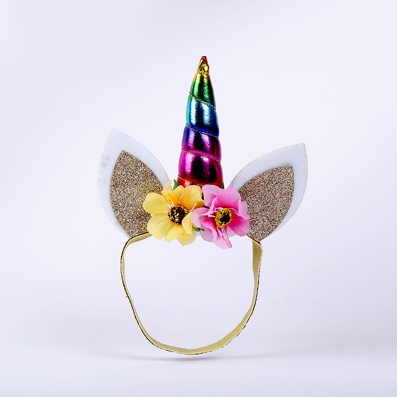 Sparkly Black Cat Ears on a Slim satin Headband Hair Band Halloween or Hen Night