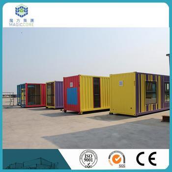 Modular Cheap Chinese Prefab Home European Container House