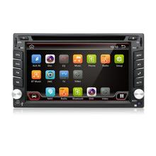 "Hot vender 6.2 ""android8.1.1 2 din para Verna DVD car DVD com Rádio, GPS, Ipod, bluetooth, SWC, Wi-fi, PIP, UI 3D"
