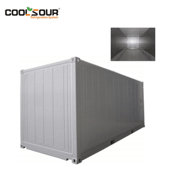 COOLSOUR	Containers 40ft Refrigerated