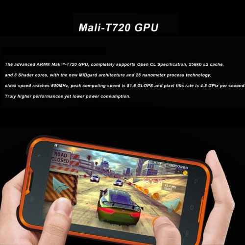 Unlocked Blackview BV5000 2GB 16GB 5 inch Android 6.0 MTK6737 Quad Core phone 7 unlocked Dual SIM mobile phone