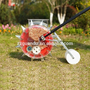 Hand Manual Seed Planters 2 Row No Till Corn Planter Corn Seed