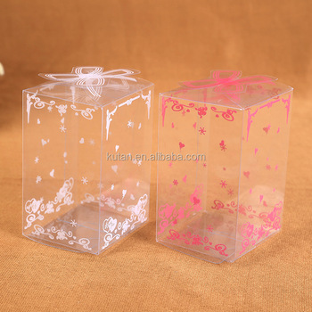 2017 Newest Design Wedding Favor Box Butterfly Shaped Small Gift Box