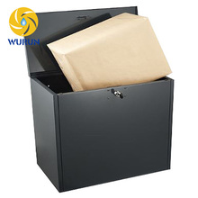 China Supplier Direct Sell Durable Square Outdoor Mailboxes And Posts For Sale Great Mailboxes