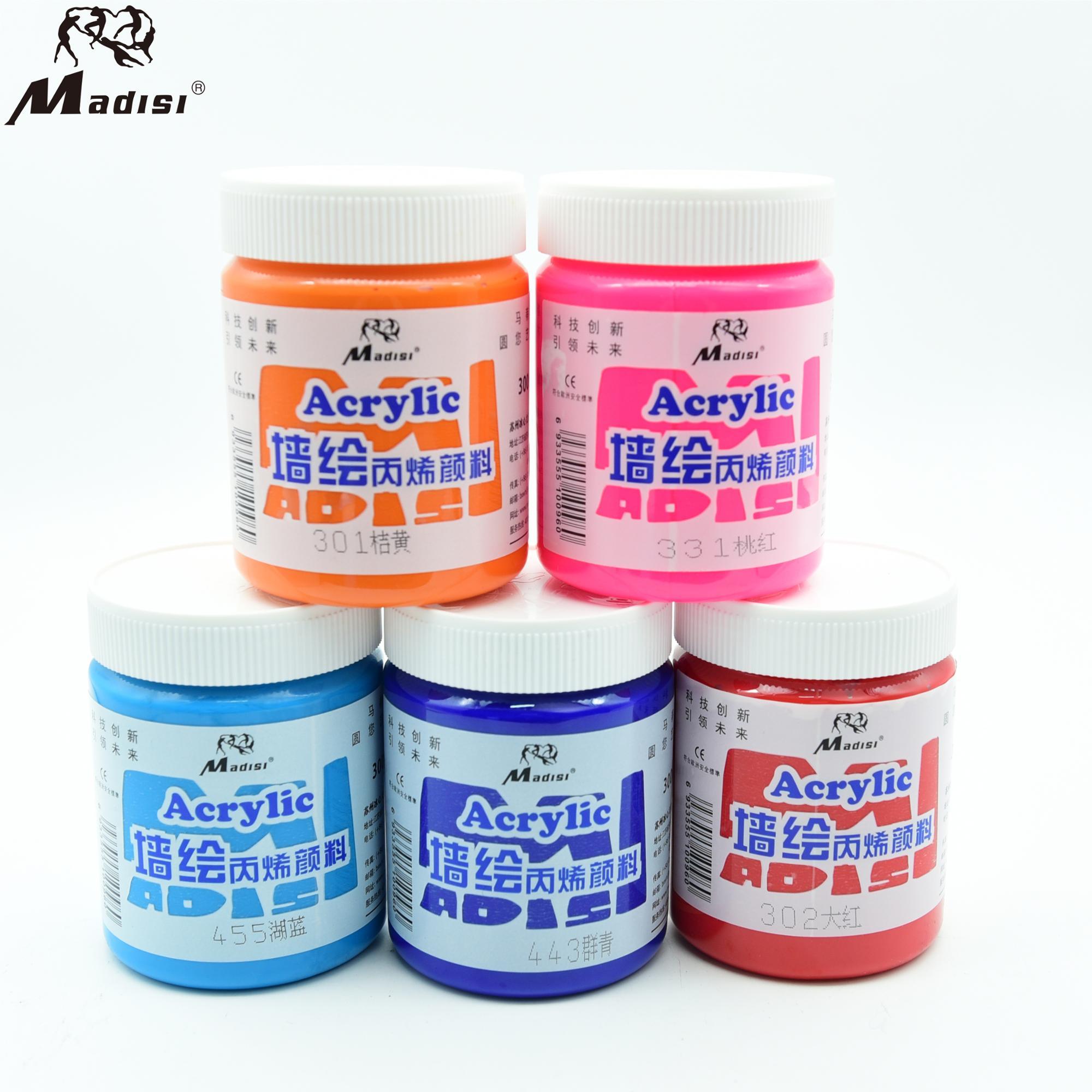 Hot Sale Non Toxic Artist Diy Acrylic Paint 300ml Buy Acrylic Paint Acrylic Paint 300ml Diy Acrylic Paint Product On Alibaba Com