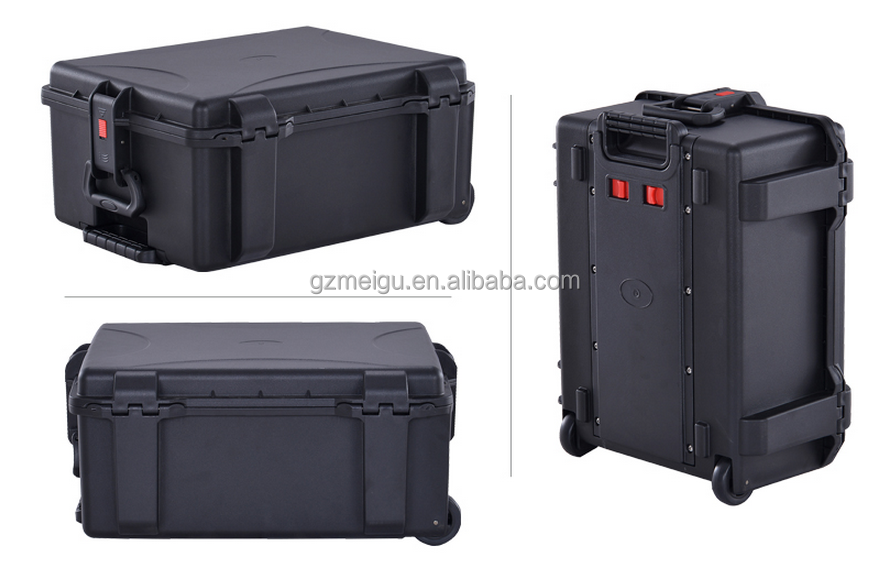 Hot sale fasionable standard waterproof flight Case ,Tool case ,shockproof Hard Plastic flight equipments case_1000002401