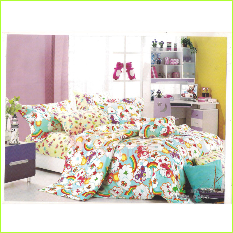 Ni os dormitorio colecciones 2015 colorful rainbow baratos for Dormitorios ninos baratos