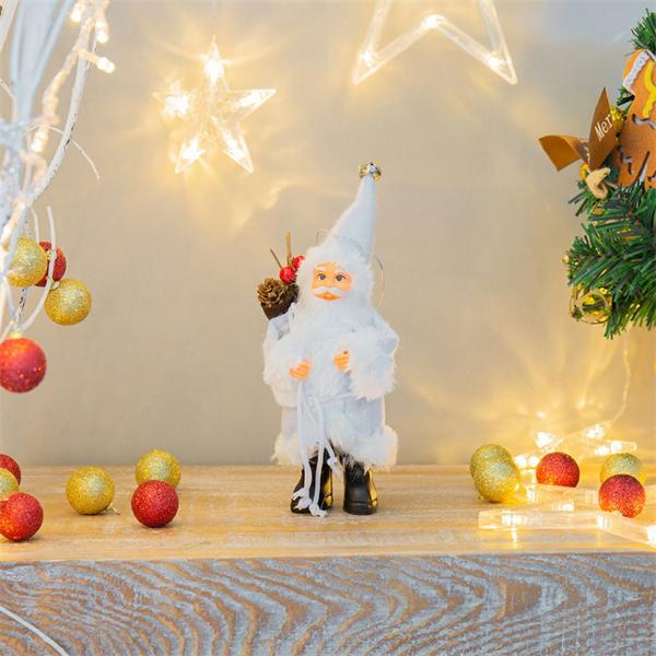 Christmas Holidays Decoration Large Inflatable Candy Cane Elf Santa Grotto 90cm