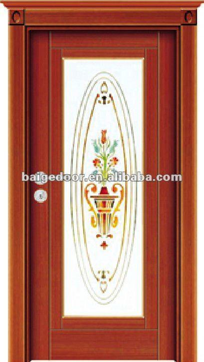 Bg tp9014 Latest Design Of Wooden Door Buy Latest Design Of Wooden Door  Cheap Wooden Doors. Latest Designs Of Wooden Doors