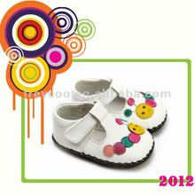 Fashion baby soft shoes top quality PB-1067WH