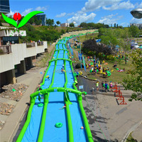 Giant inflatable water slide for sale and inflatable slide the city for adult