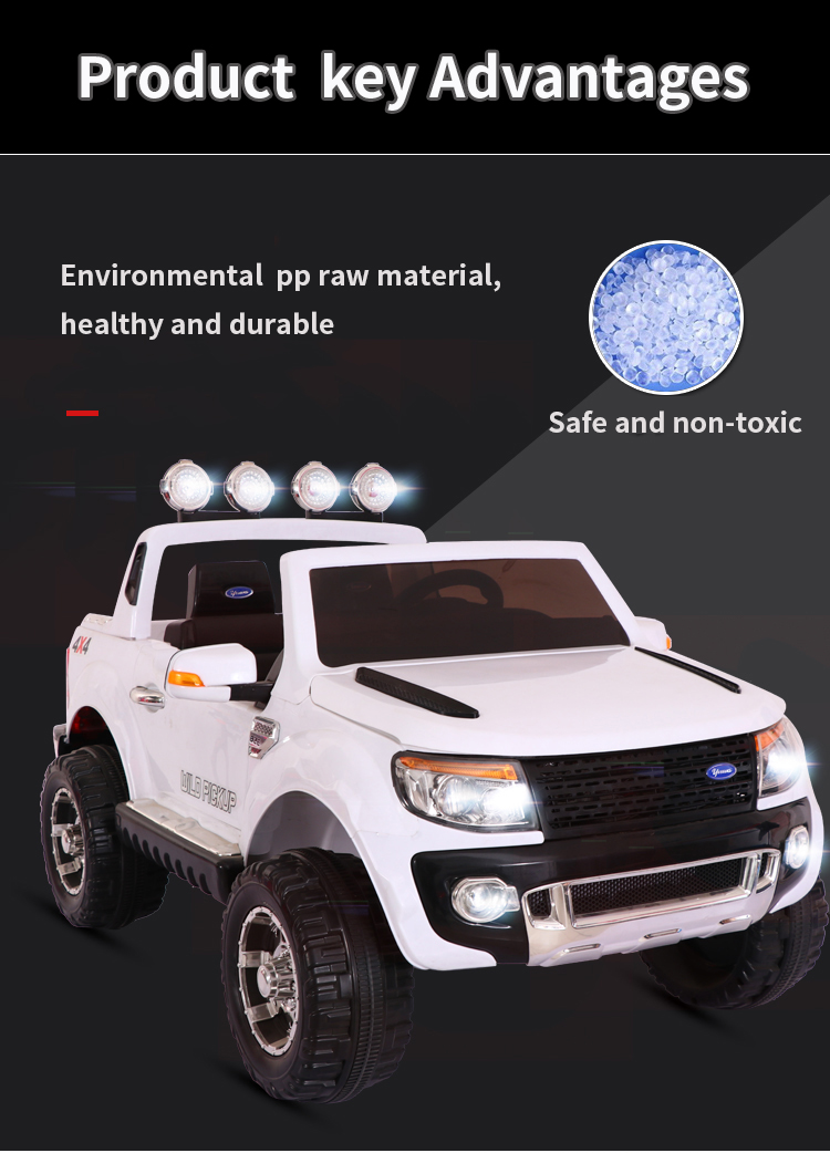 2018 New Hot Sale Remote Control Kids Electric Car For Bigger Child From Factory