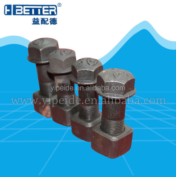 PC200,Cater ,Volvo , Kobelco,JCB Excavator Track Bolt And Nut