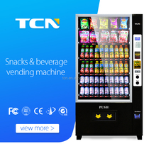 2017 TCN combo drink vending machine manufacturers
