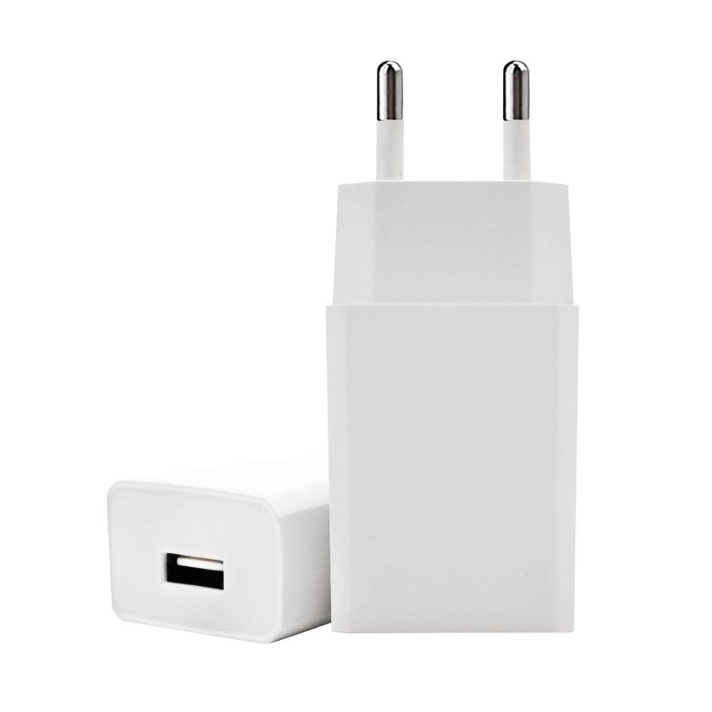 USB mobile phone charger adapter 100v 240v 5V 1A EU and US Plug wall charger usb