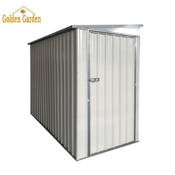 Galvanized Steel Sheet Storage Shed With Negotiable Price