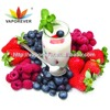 Super concentration hot sale mixed fruit flavor concentrates for electronic cigarette liquid