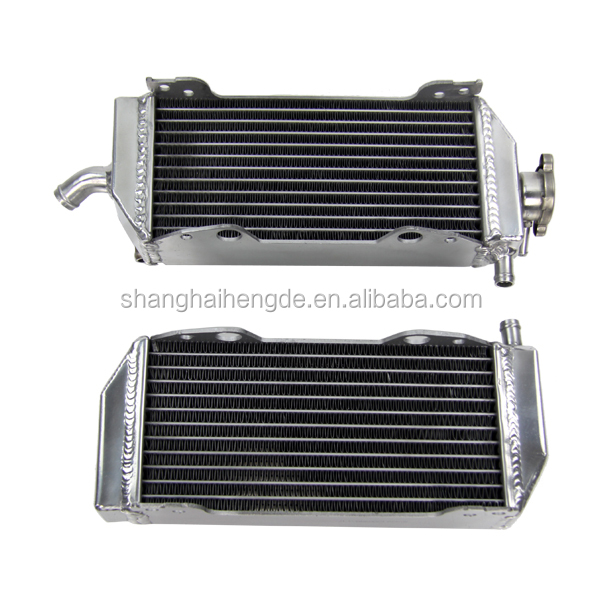 Hot selling for SUZUKIRM125 125cc 2 stroke 01-08 Motor radiator