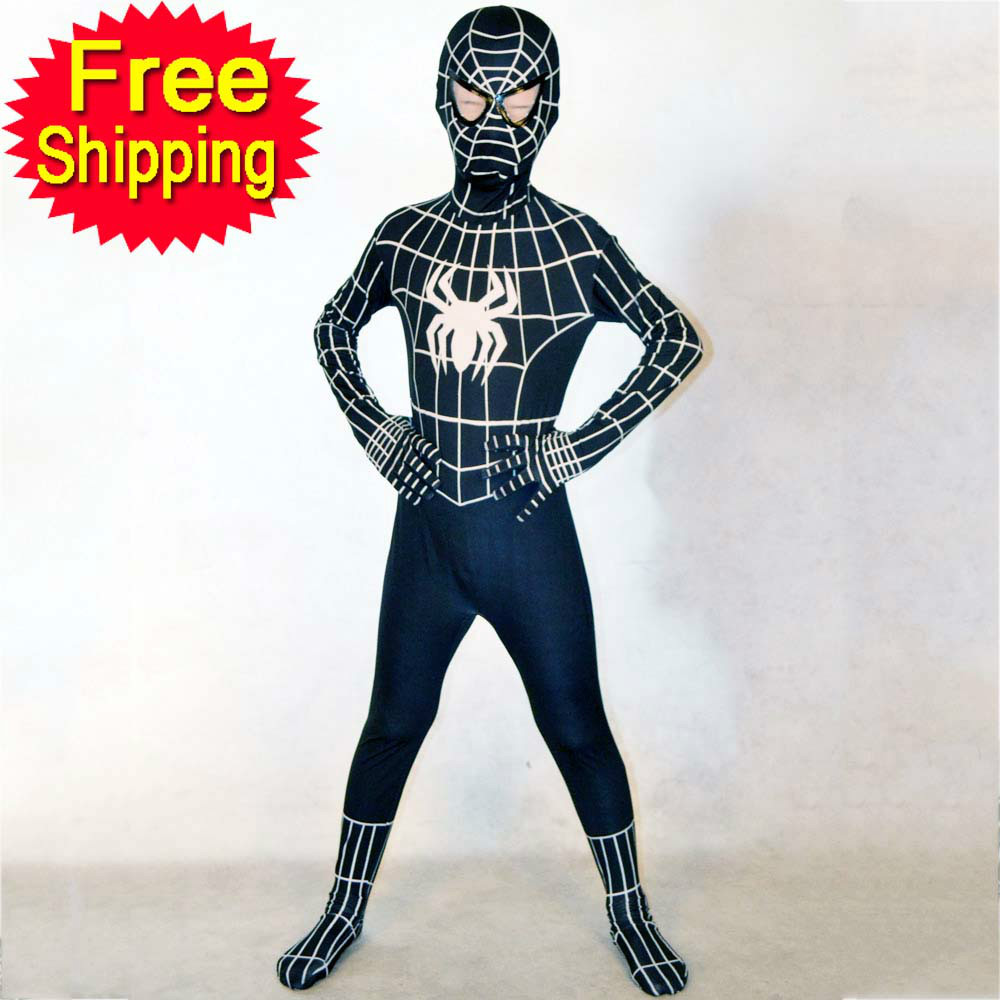 Find great deals on eBay for black spiderman costume kids. Shop with confidence.
